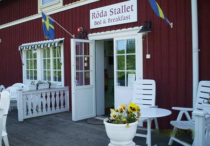 Röda Stallet Bed & Breakfast